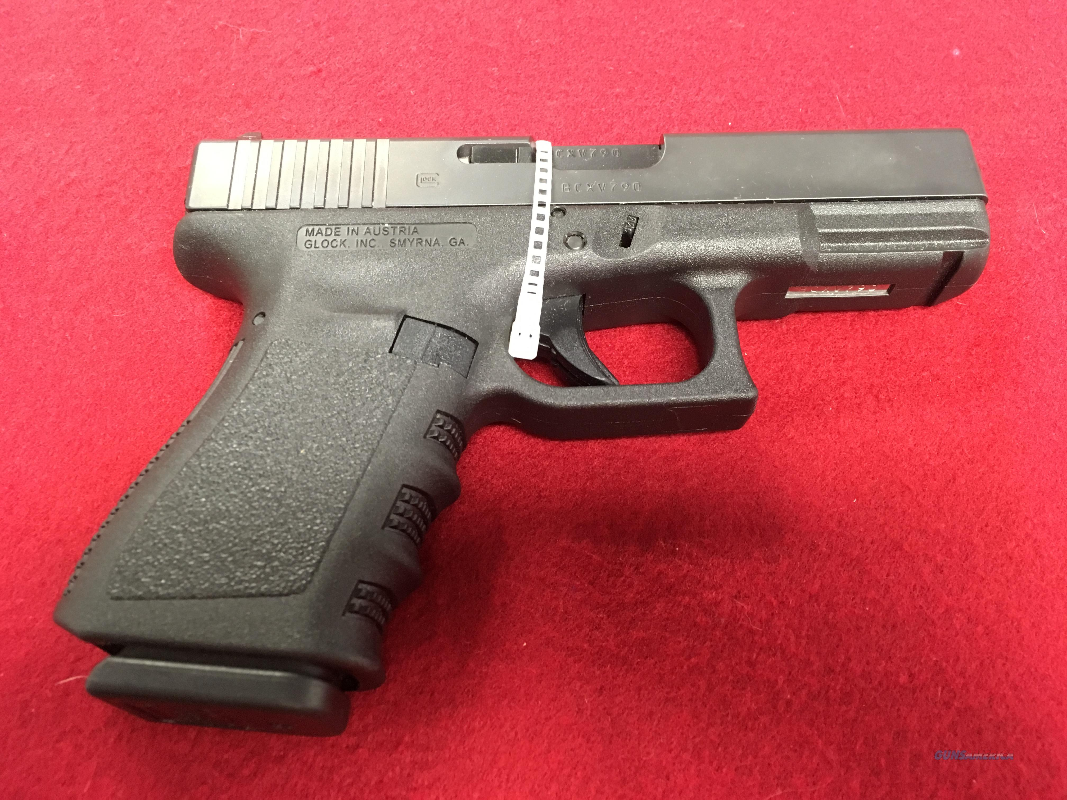 GLOCK 23 40 SMITH & WESSON NEW  Guns > Pistols > Glock Pistols > 23