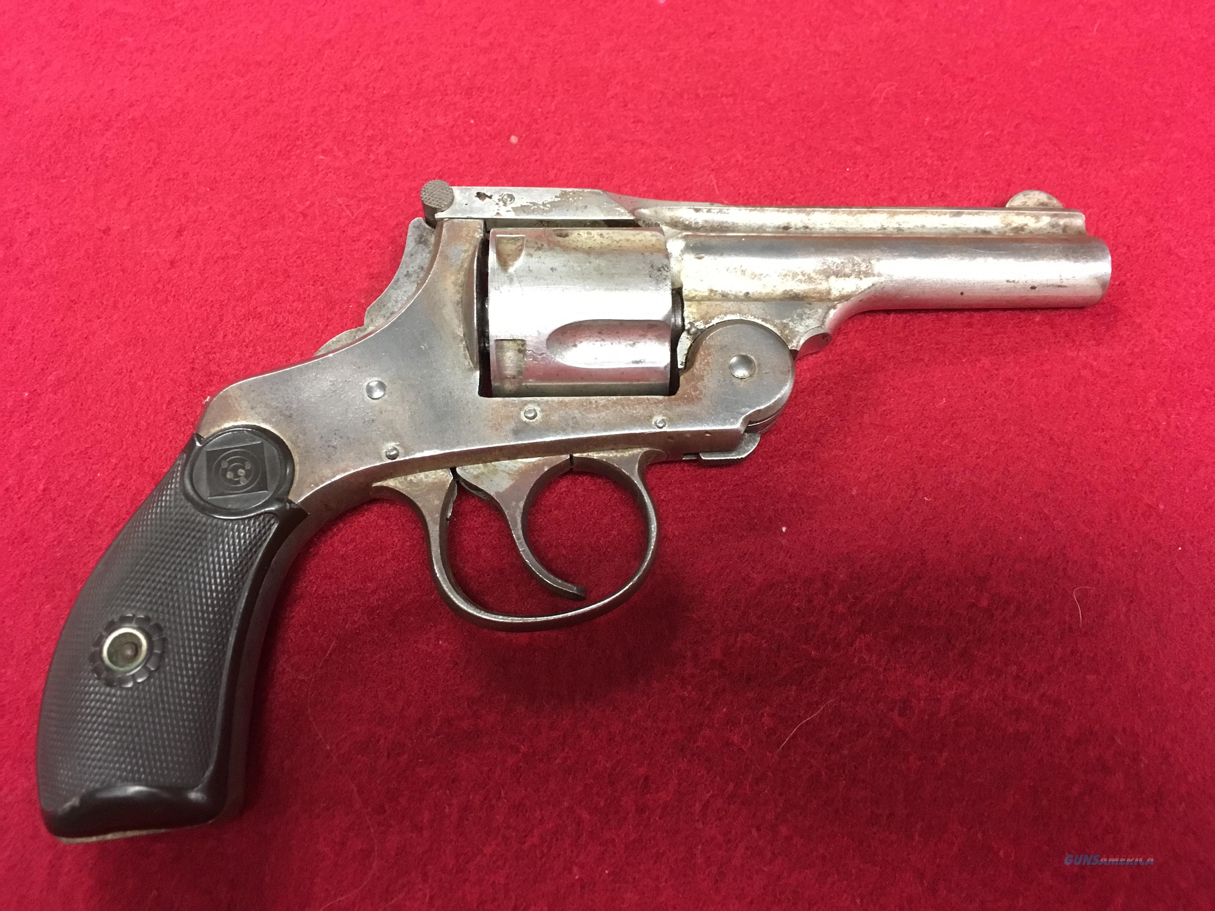 SMITH & WESSON ANTIQUE 38 DOUBLE ACTION  Guns > Pistols > Smith & Wesson Revolvers > Pre-1899