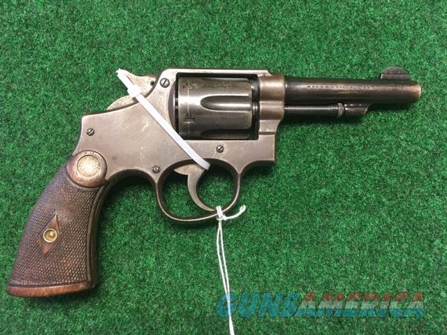 Smith and Wesson 1905 38 Caliber Revolver  Guns > Pistols > Smith & Wesson Revolvers > Pre-1945