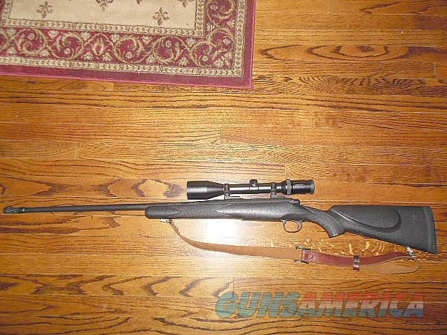 JARRETT COUP DeMAIN SERIES RIFLE 300 JARRET CAL.  Guns > Rifles > Custom Rifles > Bolt Action
