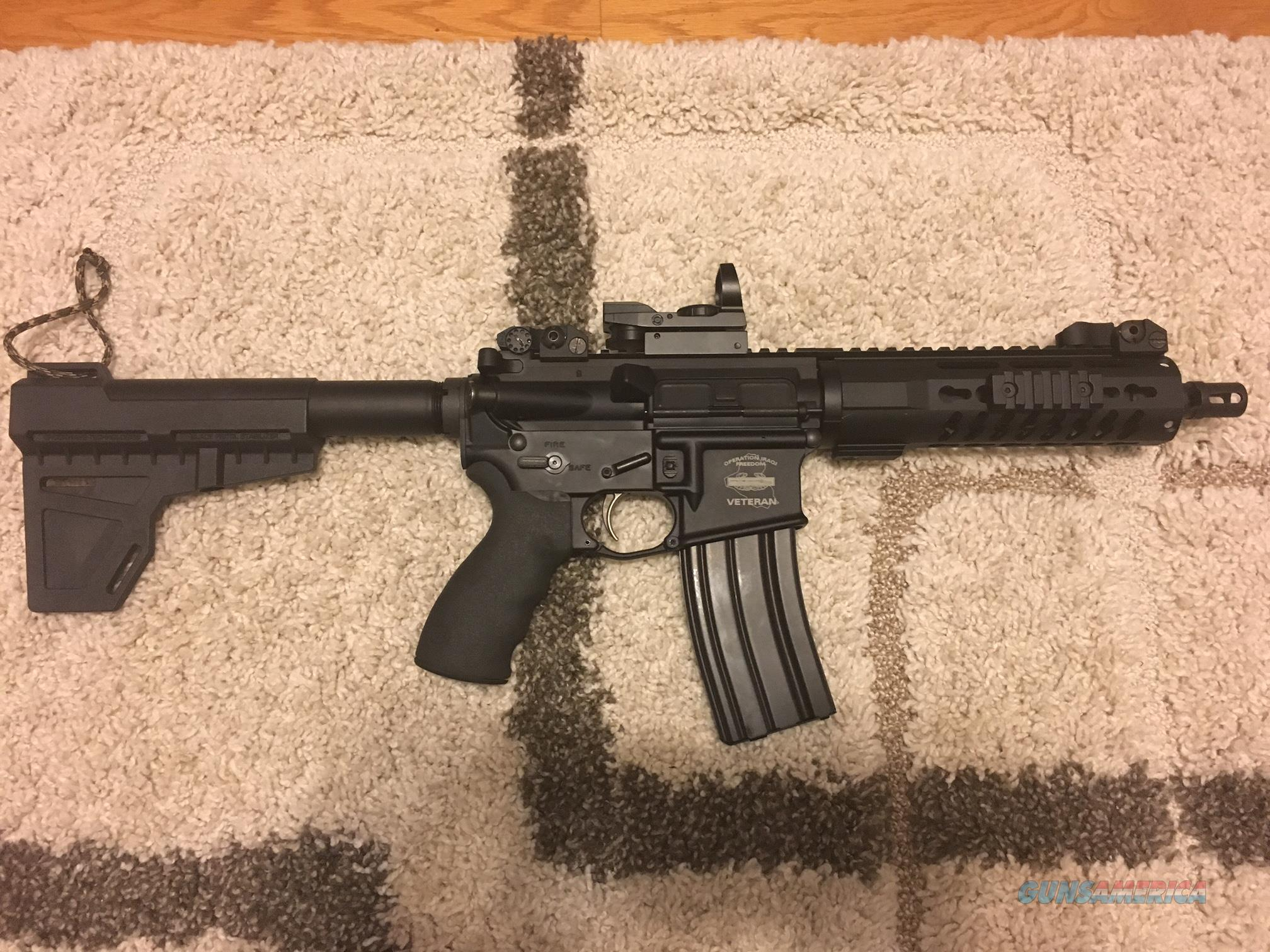 AR15 PISTOL BUILD  Guns > Rifles > AR-15 Rifles - Small Manufacturers > Complete Rifle