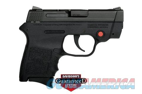 Smith & Wesson M&P Bodyguard .380 Auto Pistol  Guns > Pistols > Smith & Wesson Pistols - Autos > Polymer Frame