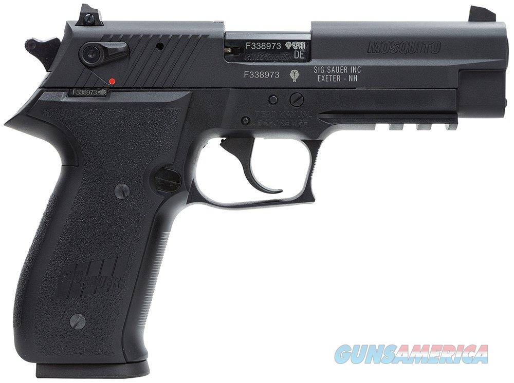 "Sig Sauer Mosquito 22LR 3.9"" 10+1  Guns > Pistols > Sig - Sauer/Sigarms Pistols > Mosquito"