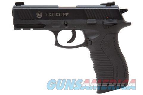 Taurus PT-809 9mm Full-Size Pistol  Guns > Pistols > Taurus Pistols > Semi Auto Pistols > Polymer Frame