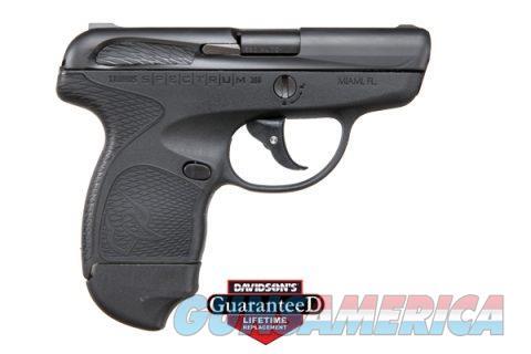 Taurus Spectrum Soft Insert Panels In Grip & Slide – Black Blue 6+1 & 7+1 Taurus 1-007031-101  Guns > Pistols > Taurus Pistols > Semi Auto Pistols > Polymer Frame