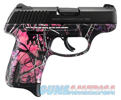 Ruger LC9 Model 3243 9mm Pistol Pink Camo Muddy Girl Centerfire Pistol  Guns > Pistols > Ruger Semi-Auto Pistols > LC9