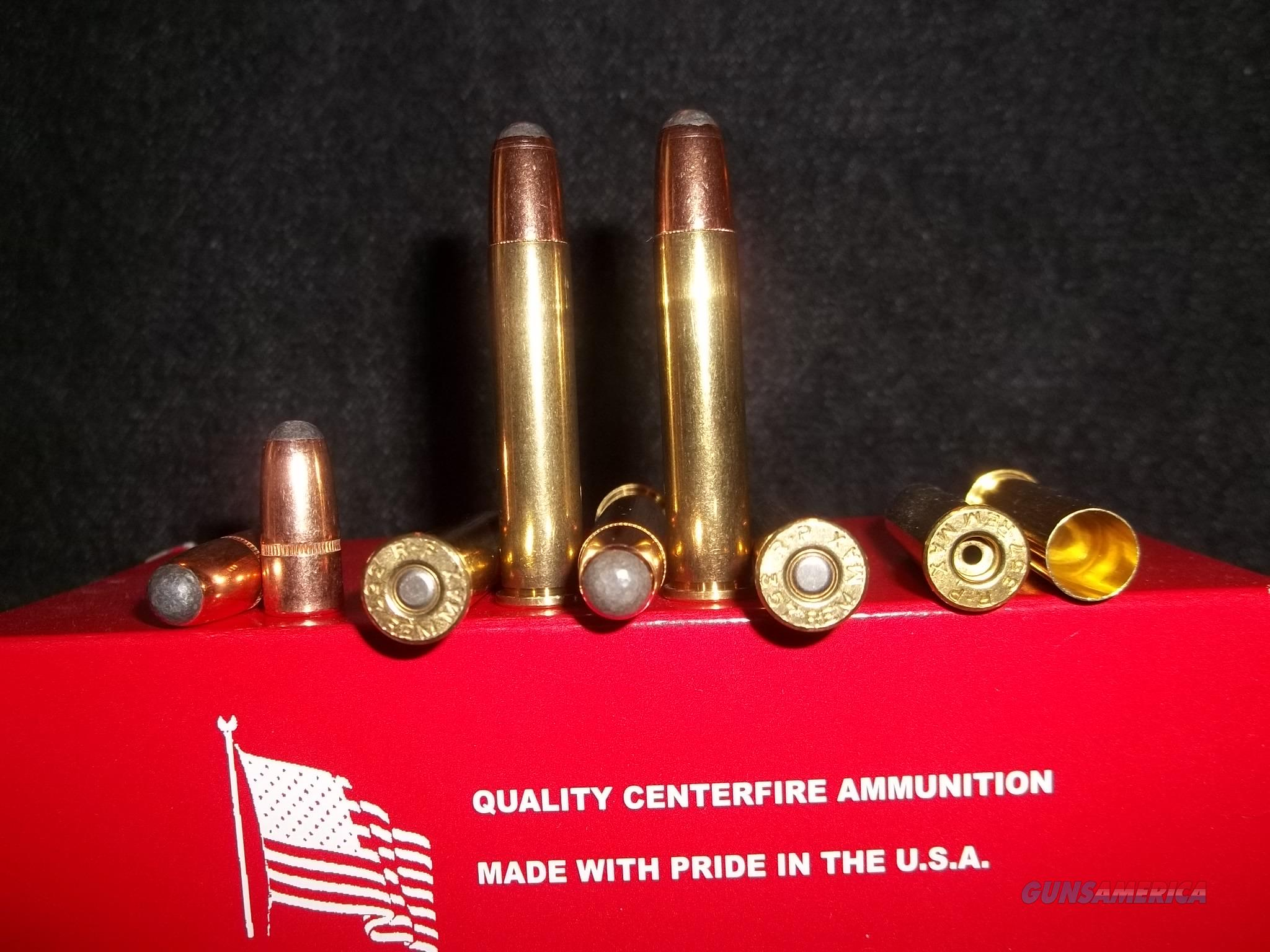 357 Remington Maximum T/C Ammo.  Non-Guns > Ammunition