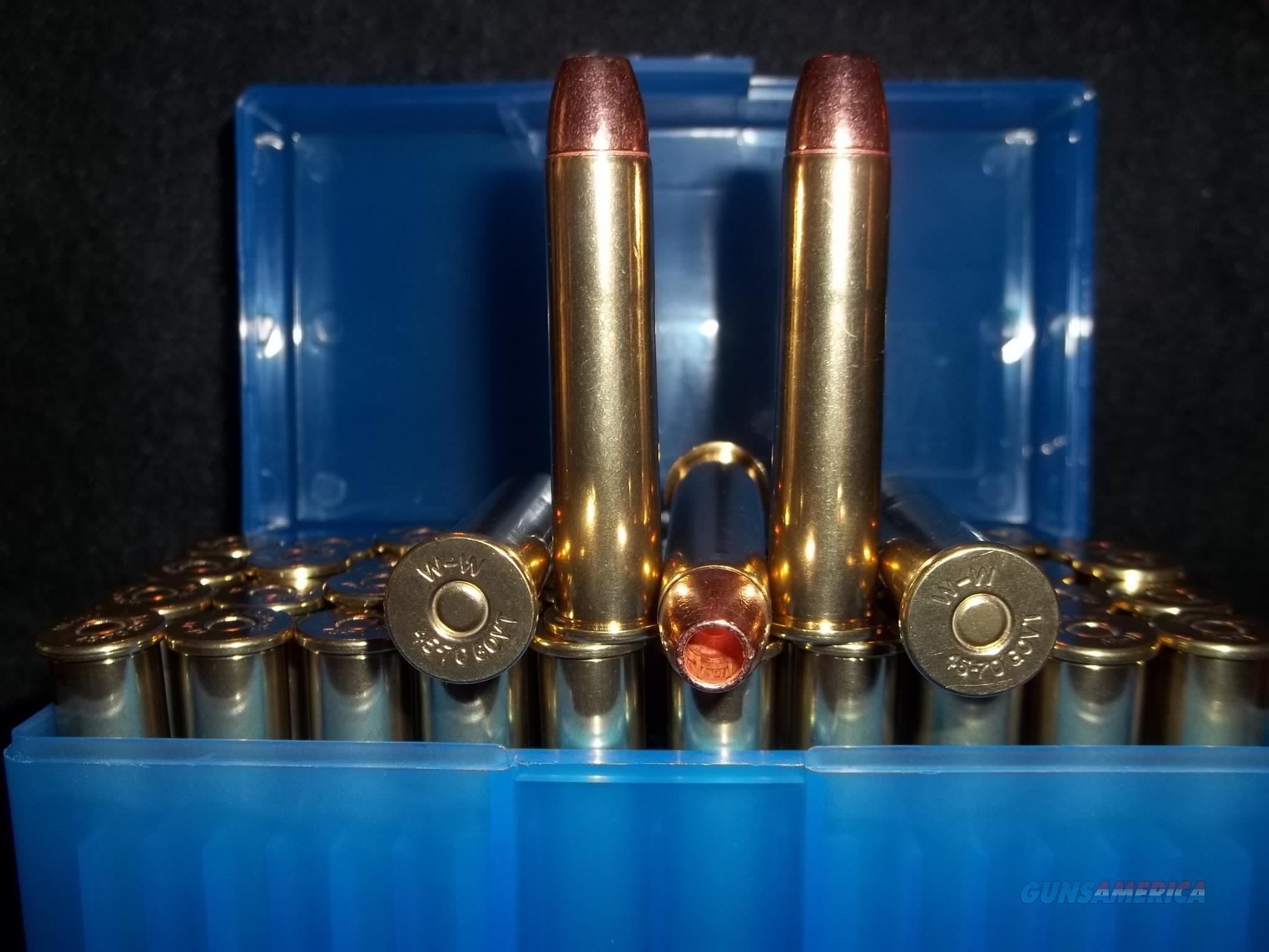 45-70 Government B.F.R. Ammo.  Non-Guns > Ammunition