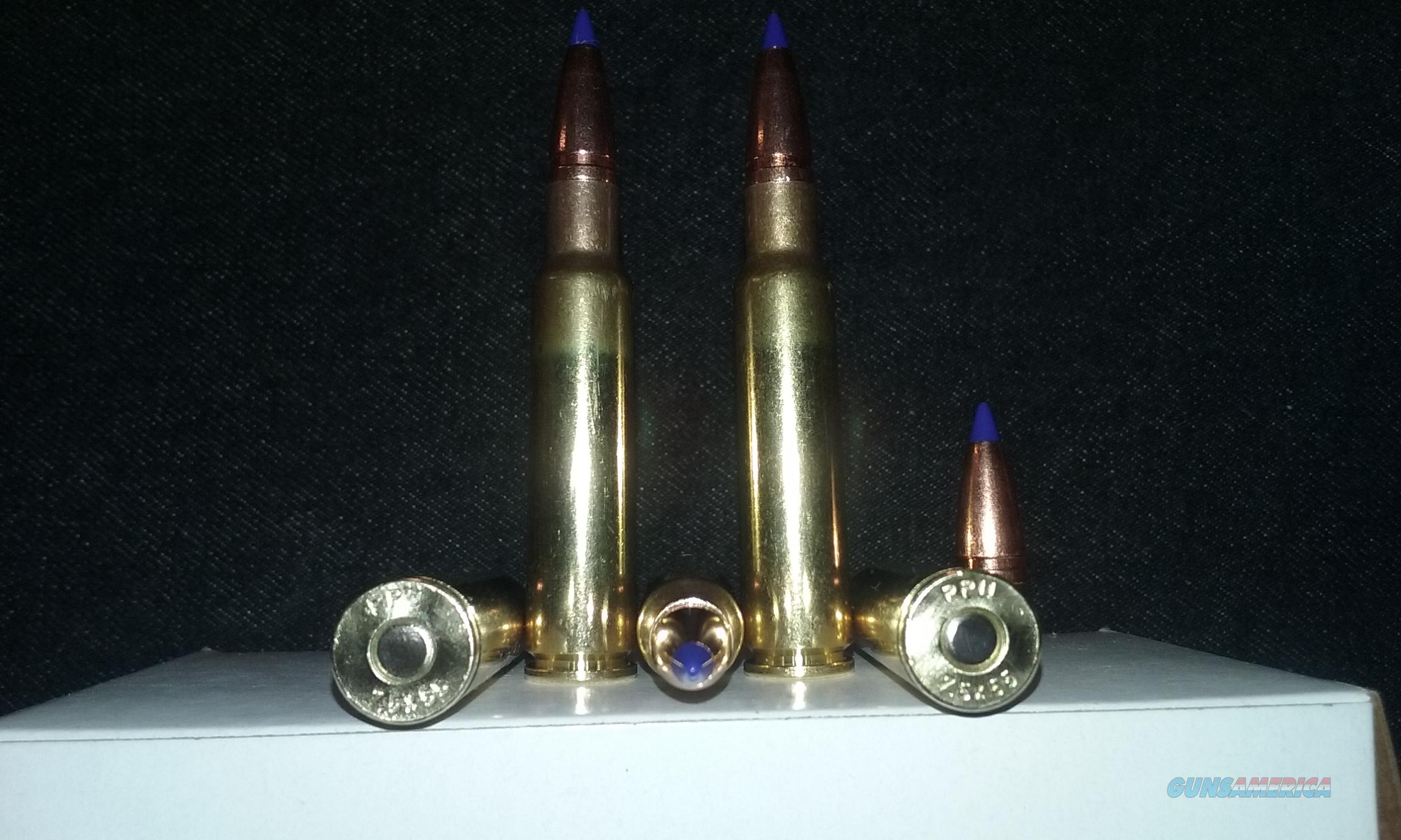 7.5X55 Schmidt Rubin Ammo. (7.5X55 Swiss)  Non-Guns > Ammunition