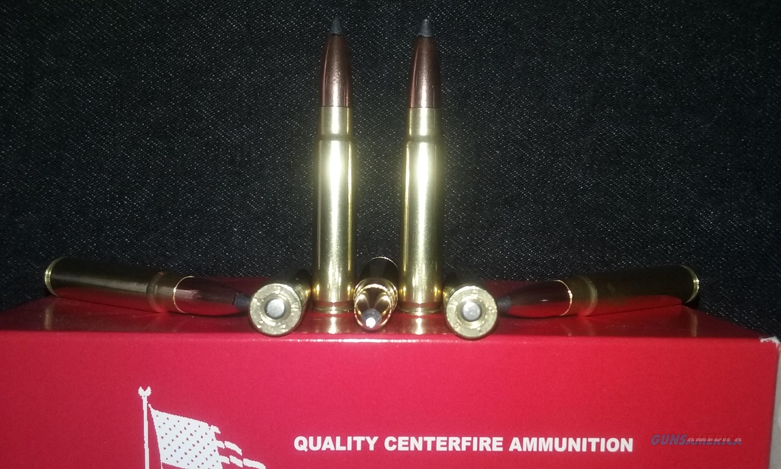 7mm TC/U Ammo. (7mm Thompson Center / Ugalde)  Non-Guns > Ammunition