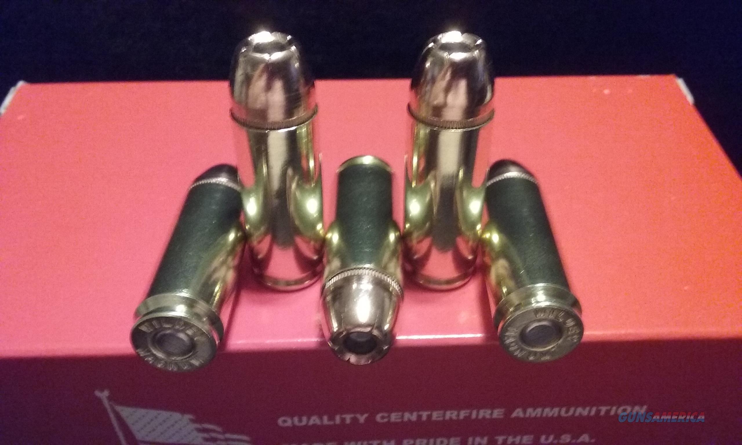 475 Wildey Ammo.  Non-Guns > Ammunition