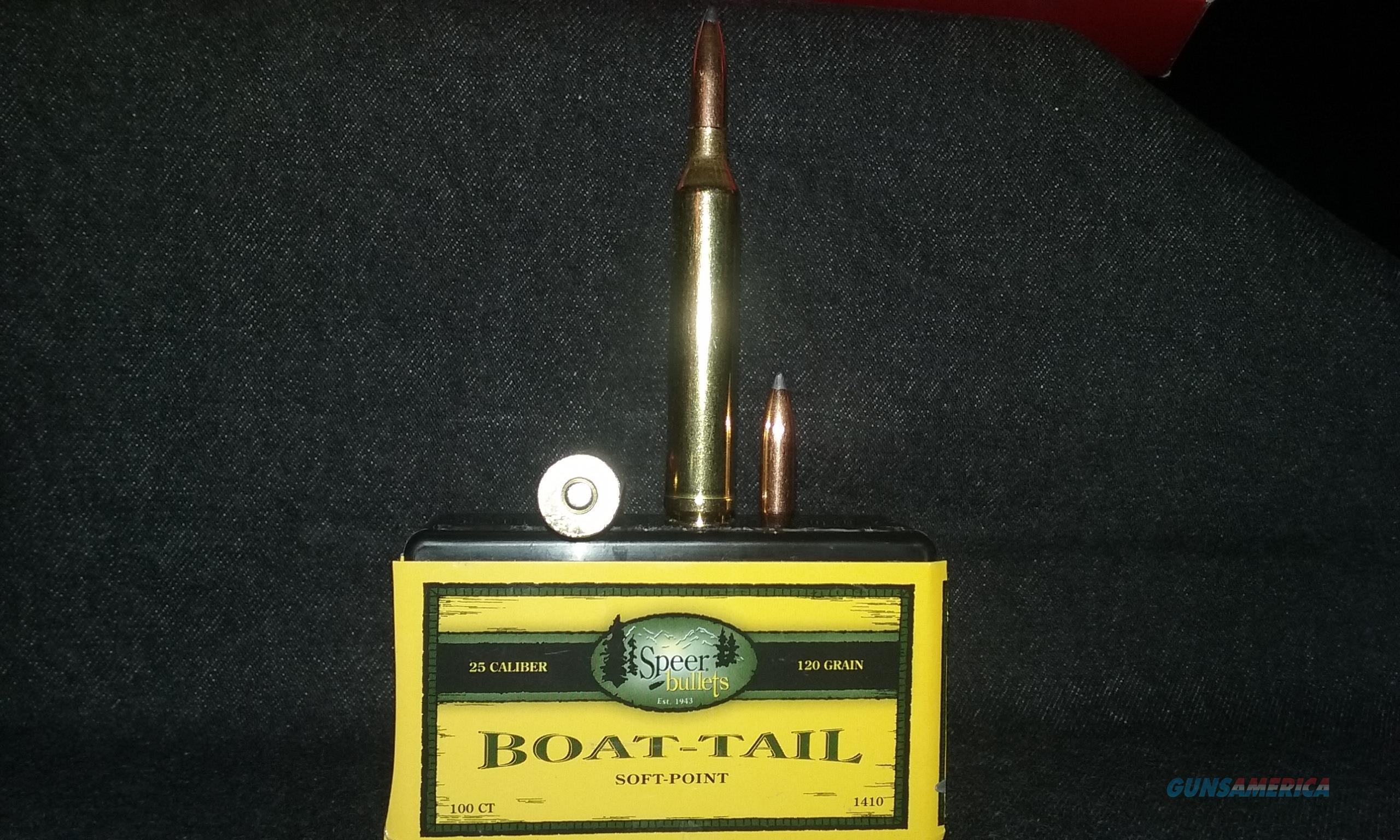 257 STW Ammo. (257 Shooting Times Westerner)  Non-Guns > Ammunition
