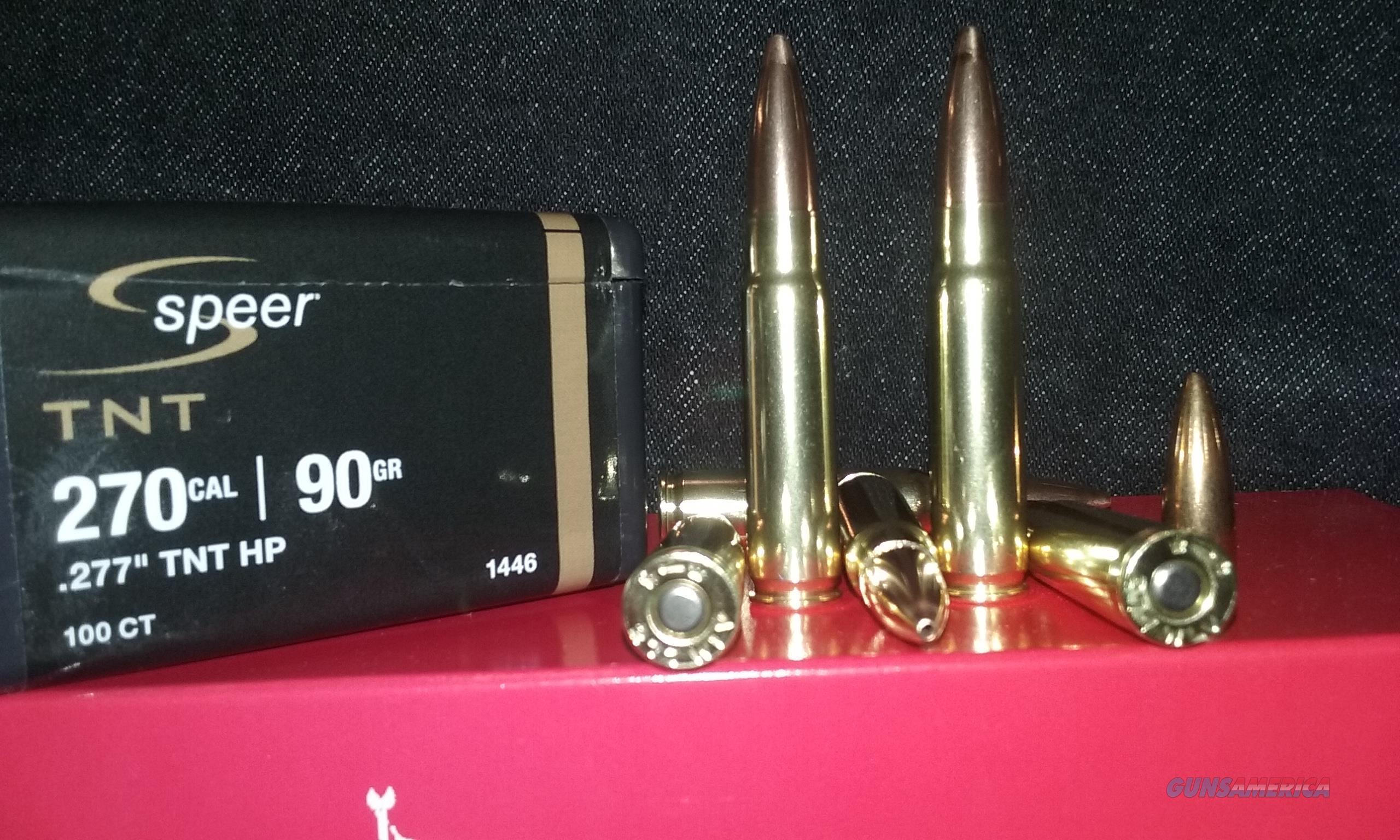 277 Wolverine Ammo.  Non-Guns > Ammunition