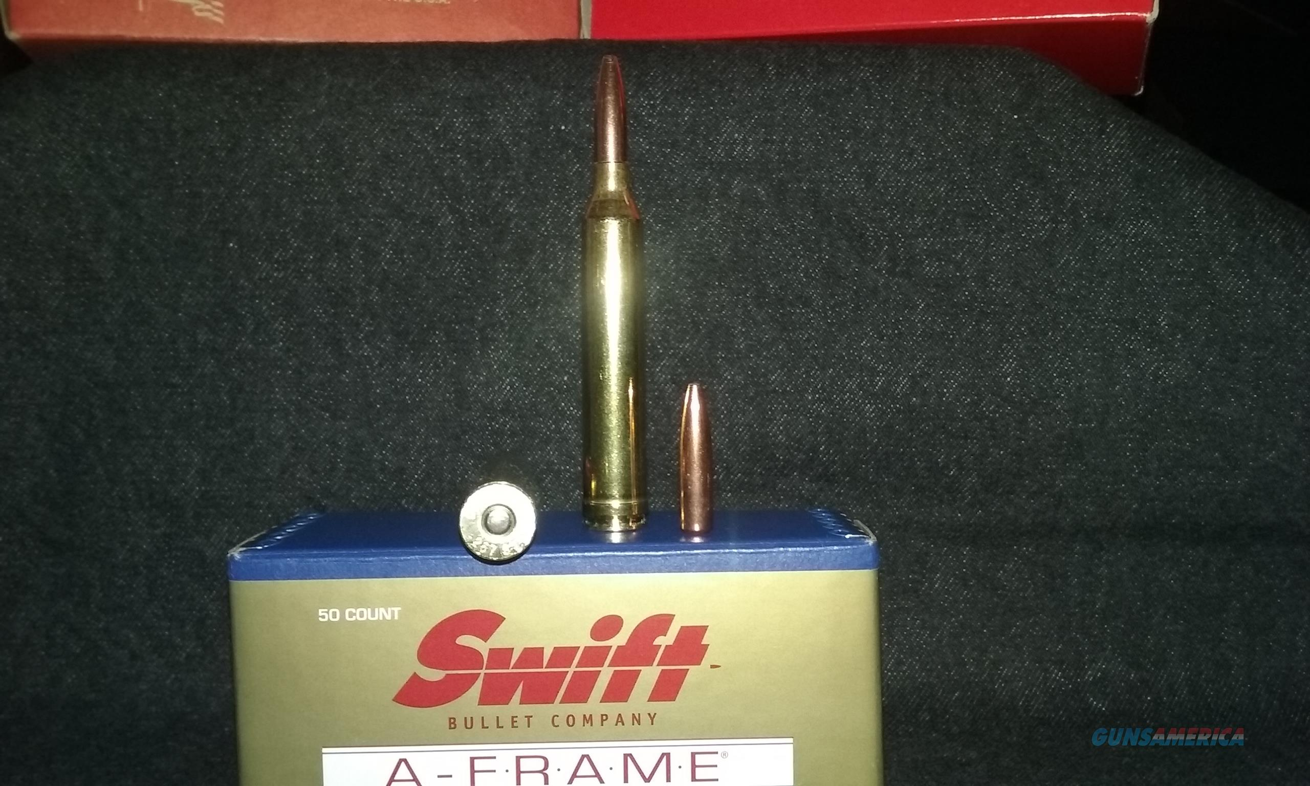 257 STW Ammo. (257 Shooting Times Westerner)  Non-Guns > Ammunition