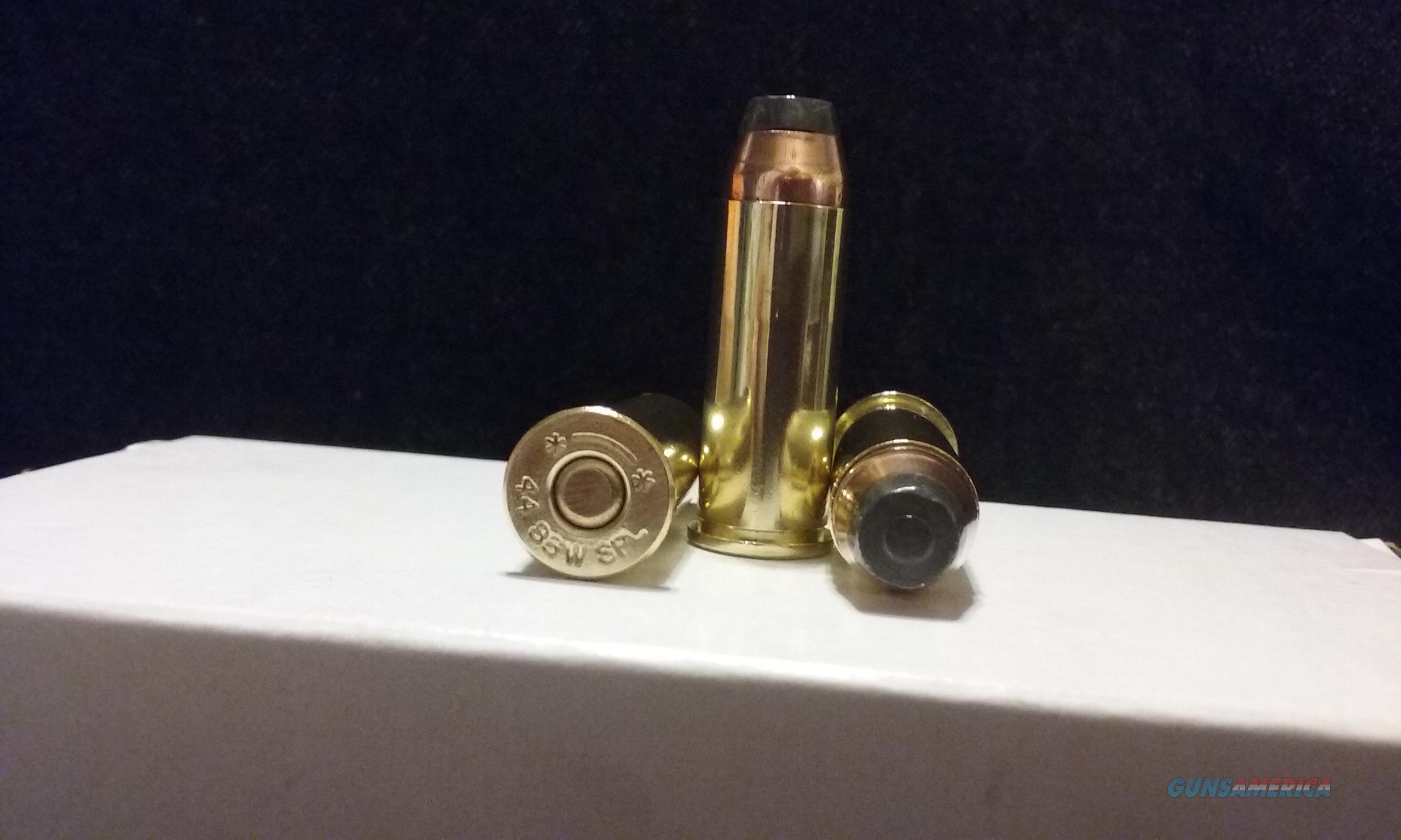 44 S&W Special Ammo.  Non-Guns > Ammunition