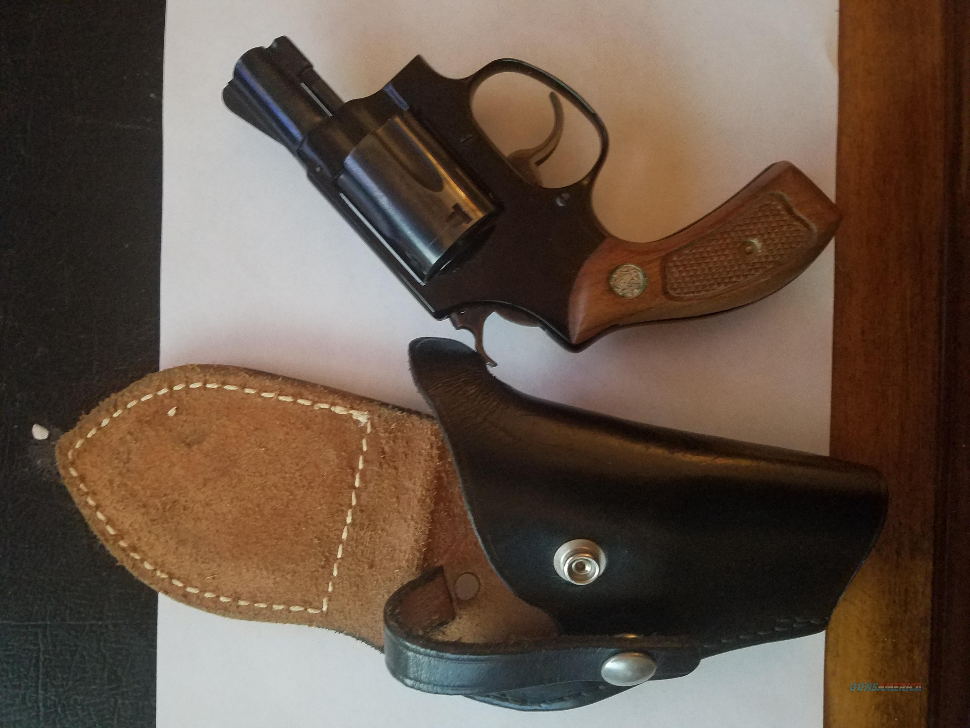 Smith Wesson Airweight 38sp  Guns > Pistols > Smith & Wesson Revolvers > Small Frame ( J )