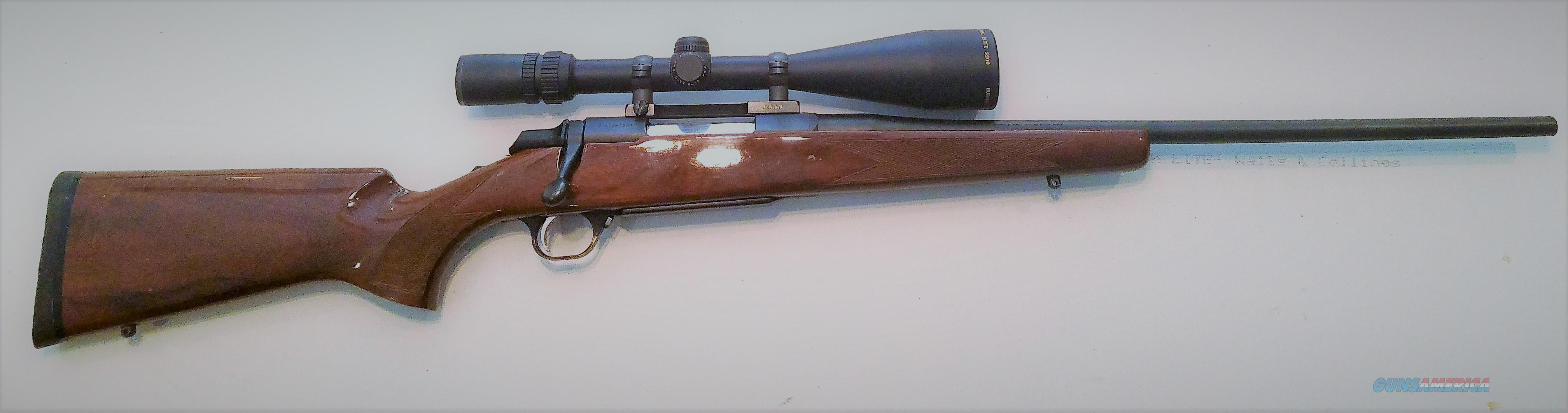 Browning A-Bolt  Guns > Rifles > Browning Rifles > Bolt Action > Hunting > Blue