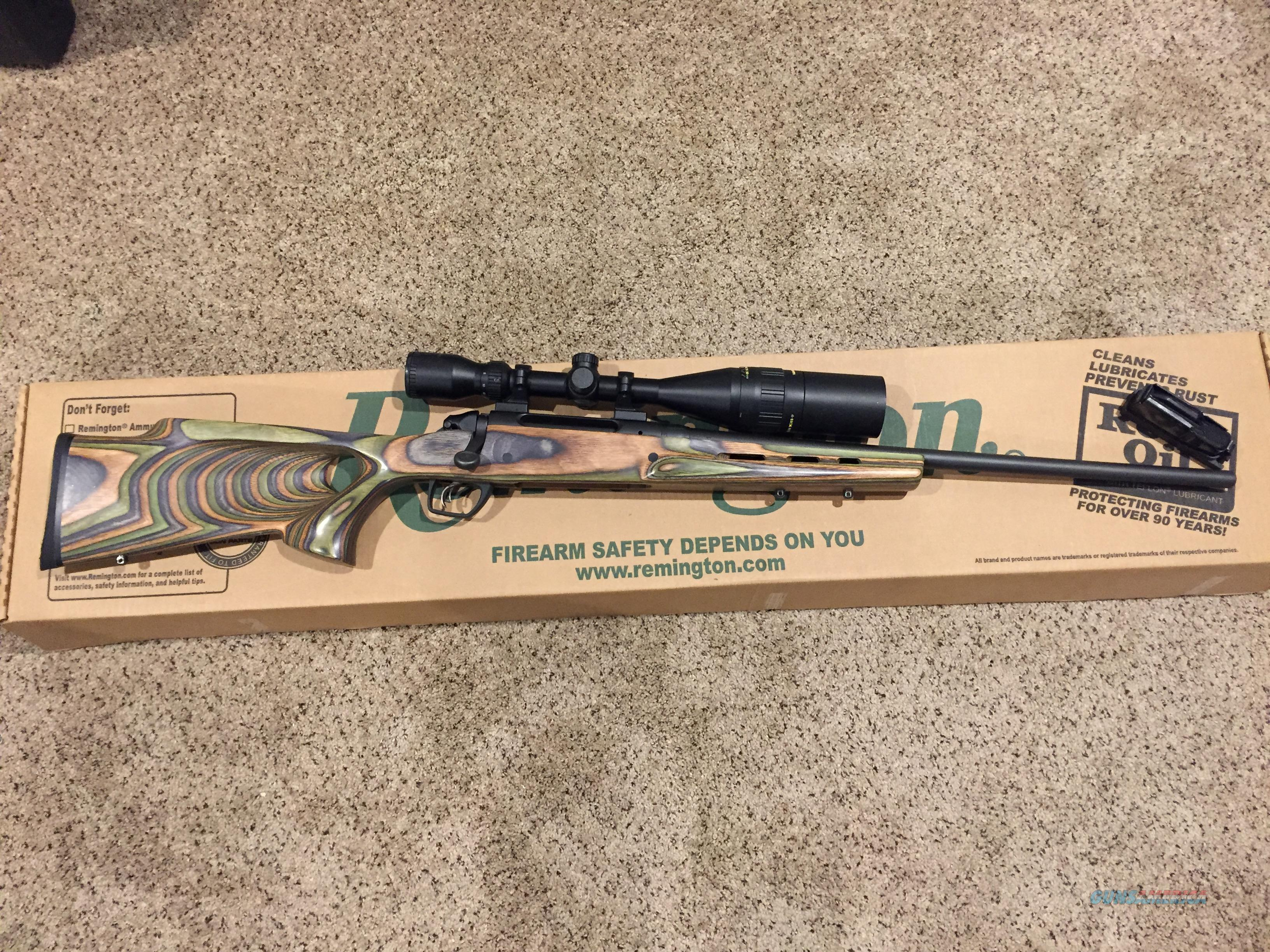 #85836 Remington 783 Bolt Action Rifle 30-06 w/ Scope  Guns > Rifles > Remington Rifles - Modern > Model 700 > Sporting