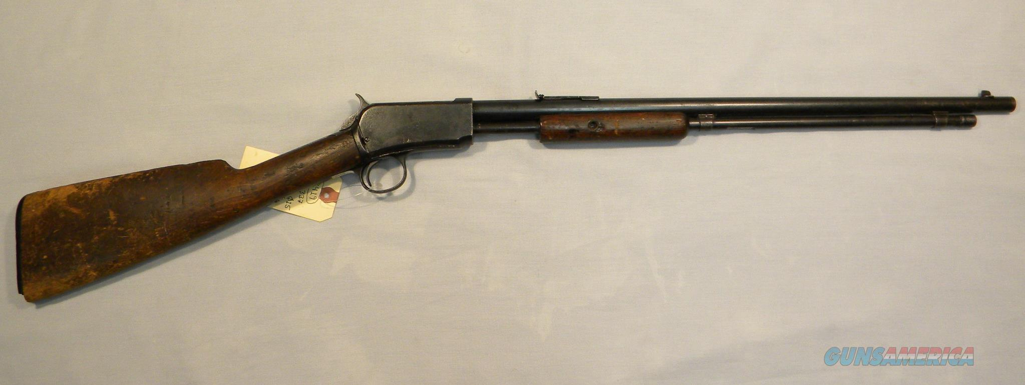 Winchester 1906 Take-Down Pump Rifle, .22 Short  Guns > Rifles > Winchester Rifles - Modern Pump