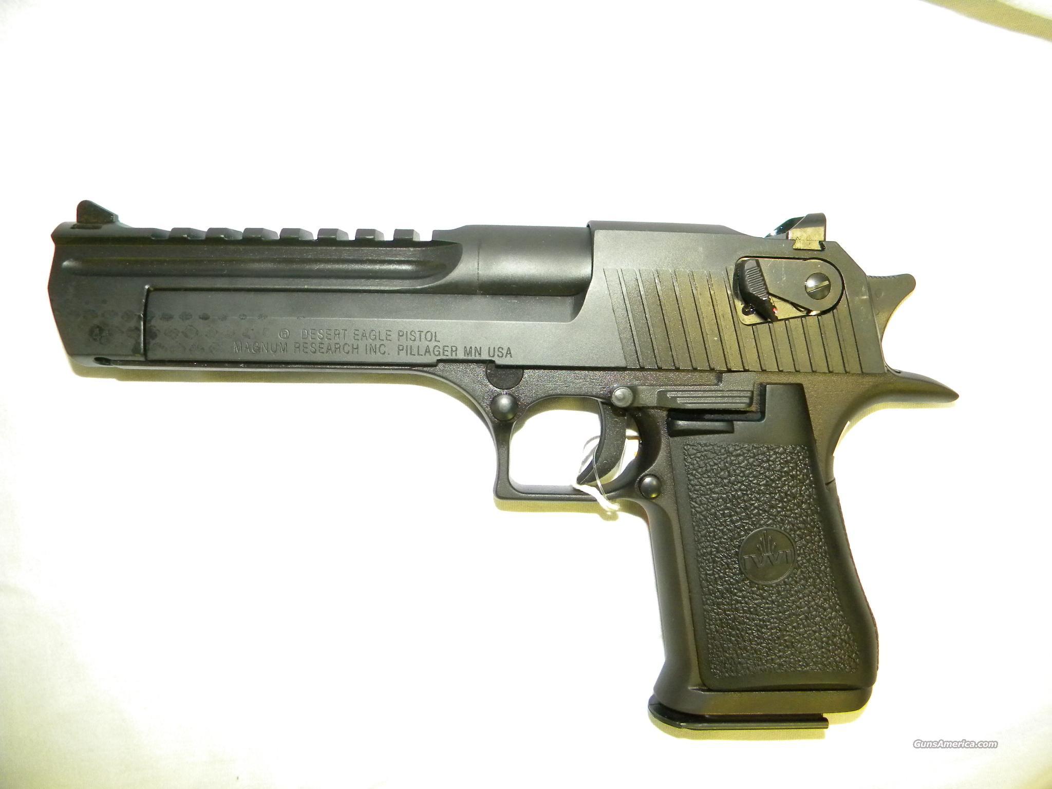 I.W.I./Magnum Research Desert Eagle Mk XIX, .44 Magnum  Guns > Pistols > Magnum Research Pistols