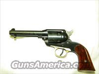 Old Model Ruger Bearcat .22  Made in early 60's  Guns > Pistols > Ruger Single Action Revolvers > Cowboy Action