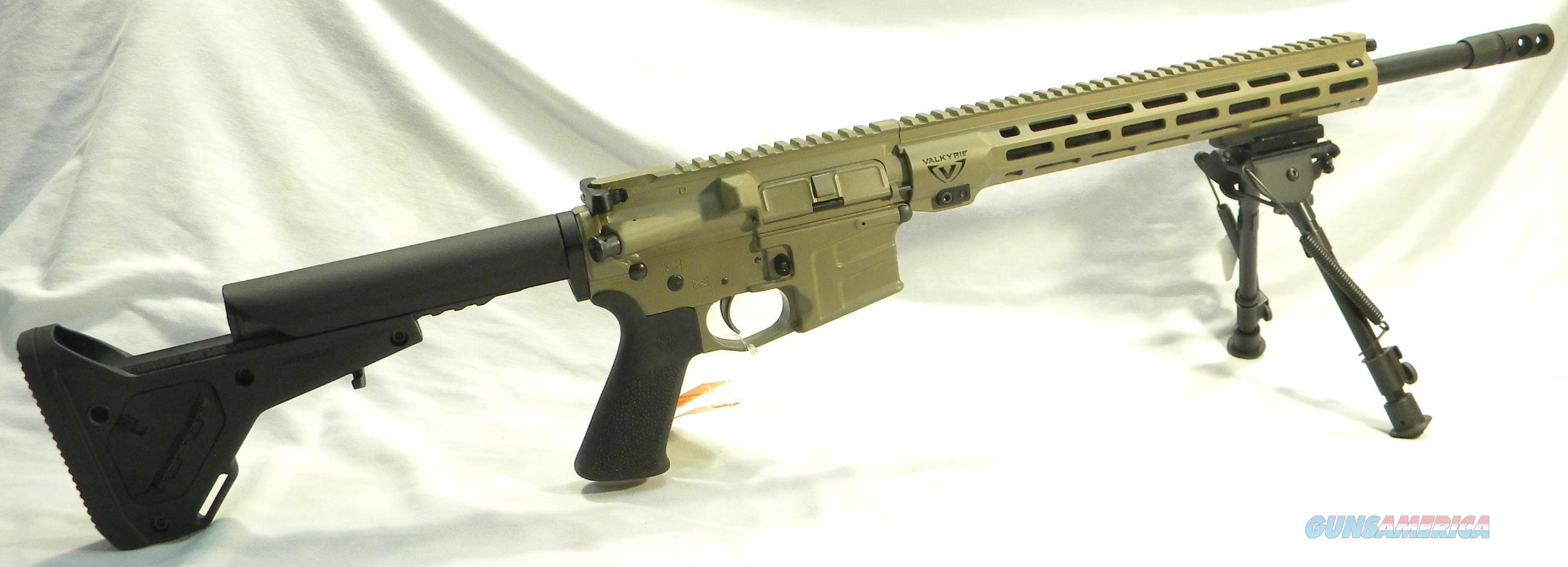 ".224 Valkyrie, Savage MSR-15 Valkyrie ""Elite"" Semi-Automatic Rifle  Guns > Rifles > Savage Rifles > Savage MSR"