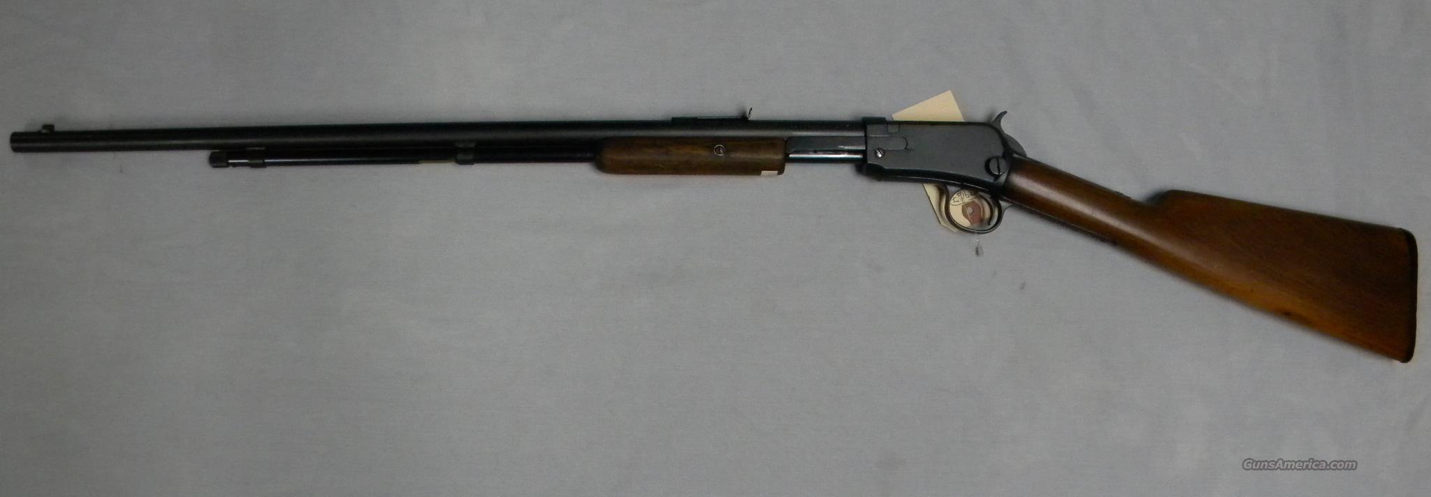 Winchester 62 Take-Down, .22 Pump Rifle  Guns > Rifles > Winchester Rifles - Modern Pump