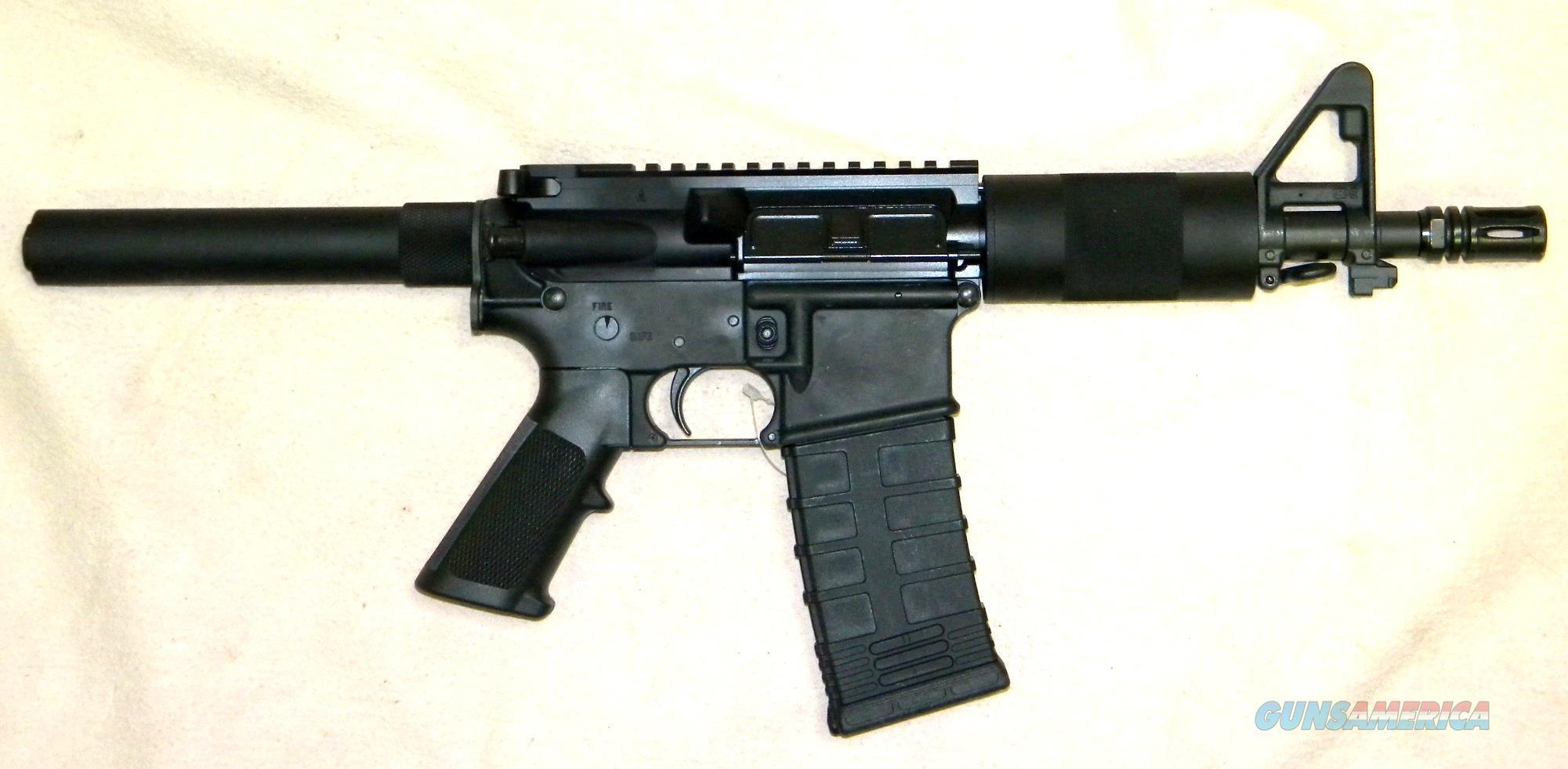 LAR Grizzly-15 .223/5.56 AR-Style Pistol  Guns > Pistols > LAR/Grizzly Mfg. Co. Pistols