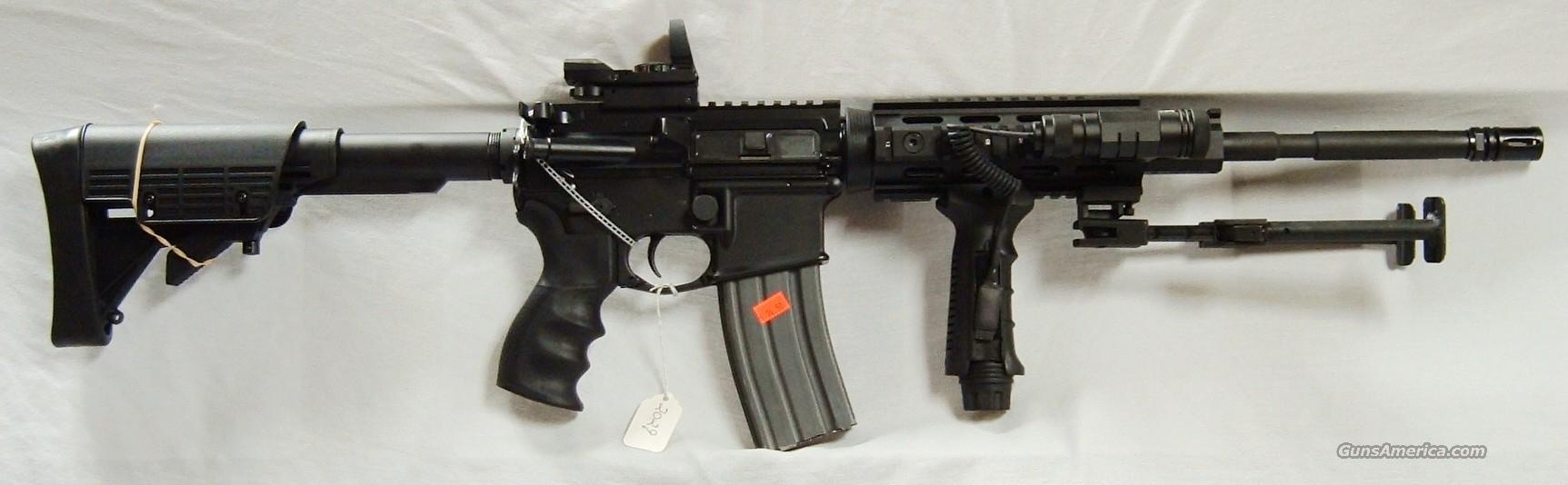 Loaded AR15  Guns > Rifles > AR-15 Rifles - Small Manufacturers > Complete Rifle