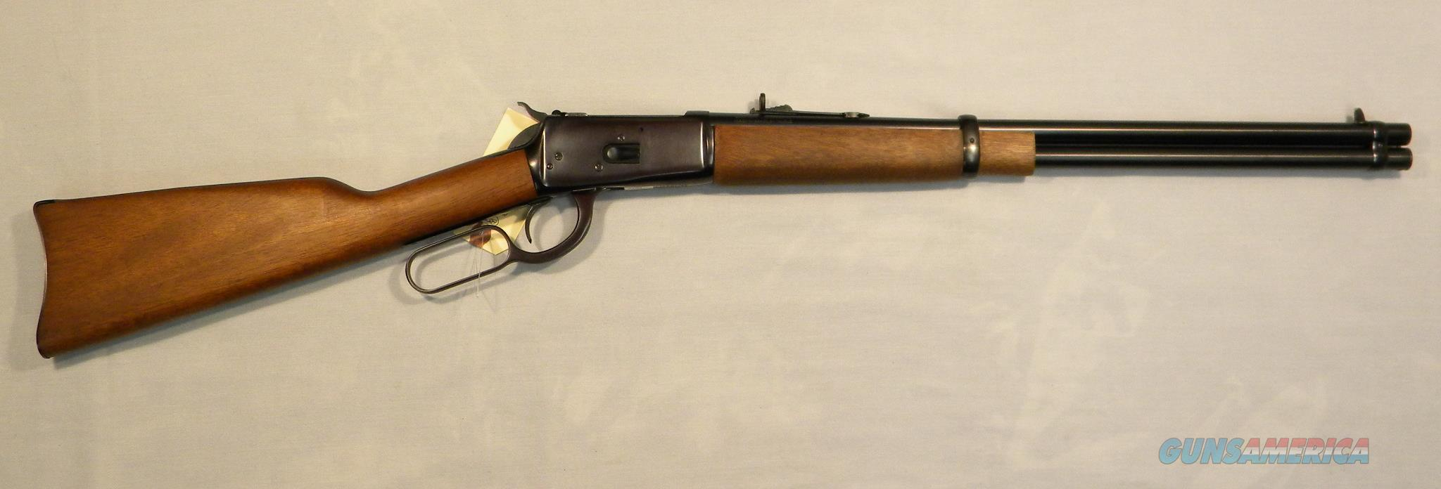 Rossi R92, .45 LC, 20'' Blued Lever-Action Rifle  Guns > Rifles > Rossi Rifles > Cowboy