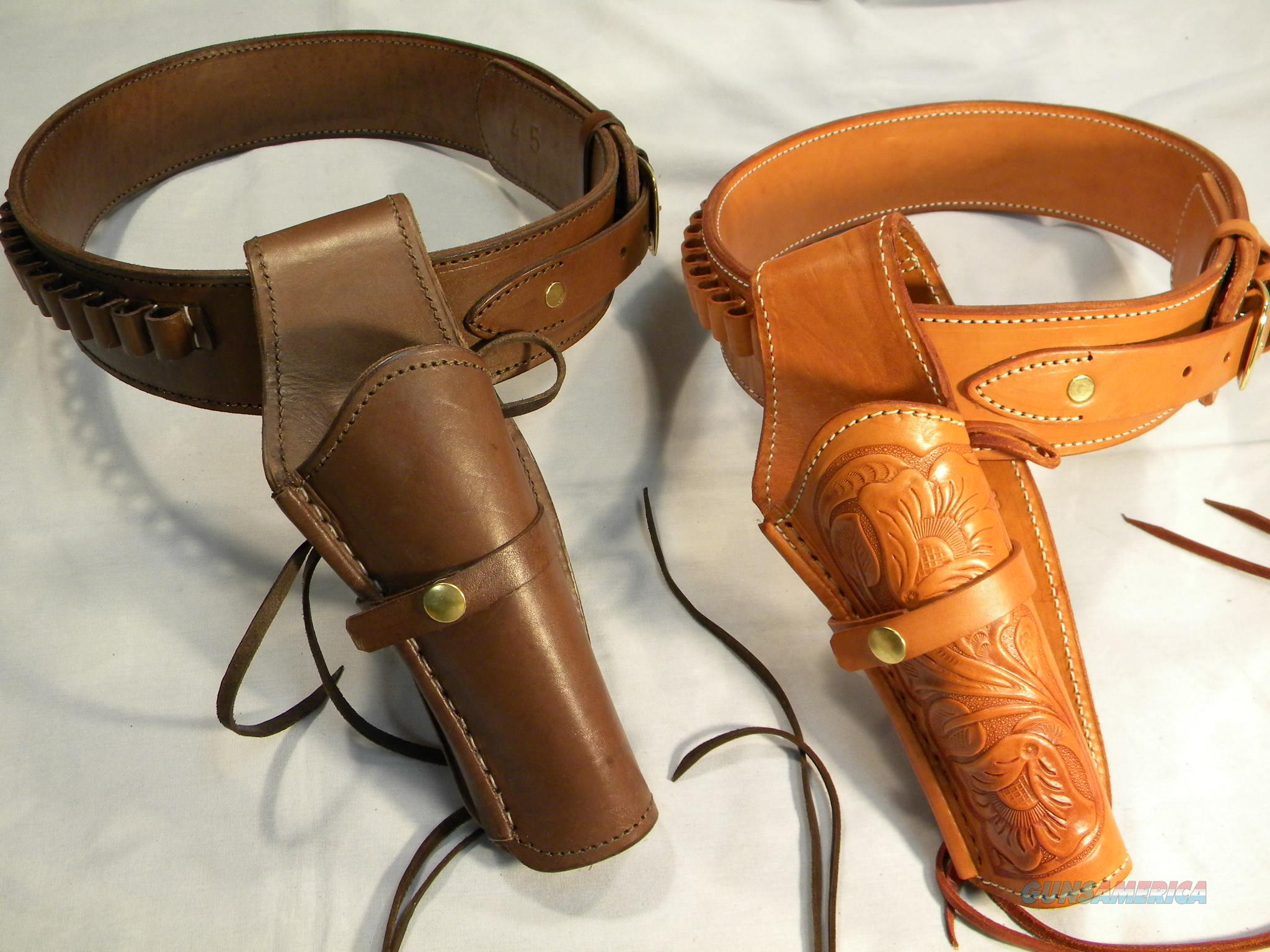 Cowboy Holsters & Cartridge Belts  Non-Guns > Holsters and Gunleather > Cowboy