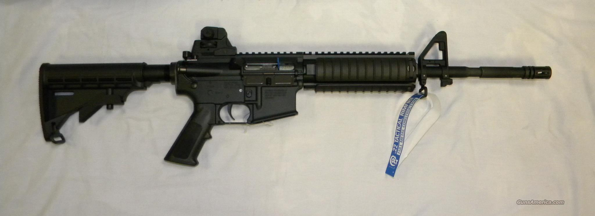 Colt M-4 Carbine, .22 LR, Made In Germany By Walther  Guns > Rifles > Colt Military/Tactical Rifles