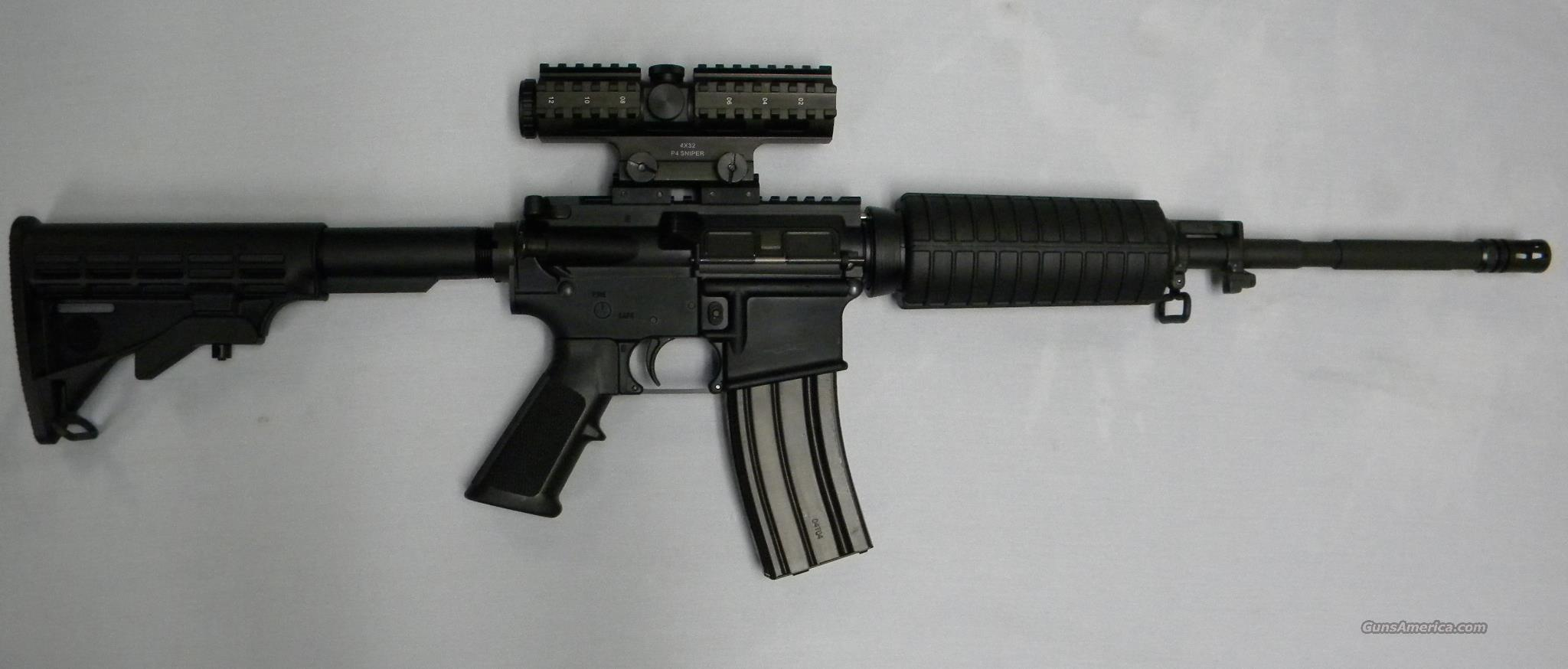 Bushmaster XM15-E2S, .223/5.56 AR-Style Rifle W... For Sale