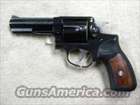 "Ruger GP100 Blue 4"" .38 Special  Guns > Pistols > Ruger Double Action Revolver > Security Six Type"