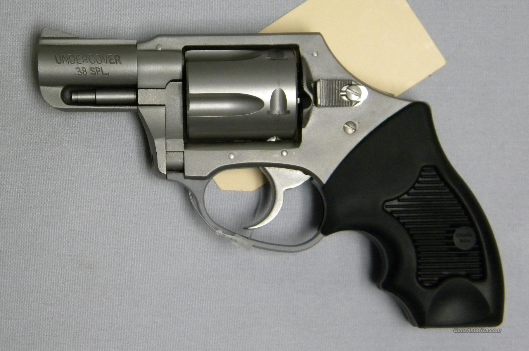 "Charter Arms ""Undercover Off-Duty"", Stainless .38 Special, Double-Action Only  Guns > Pistols > Charter Arms Revolvers"