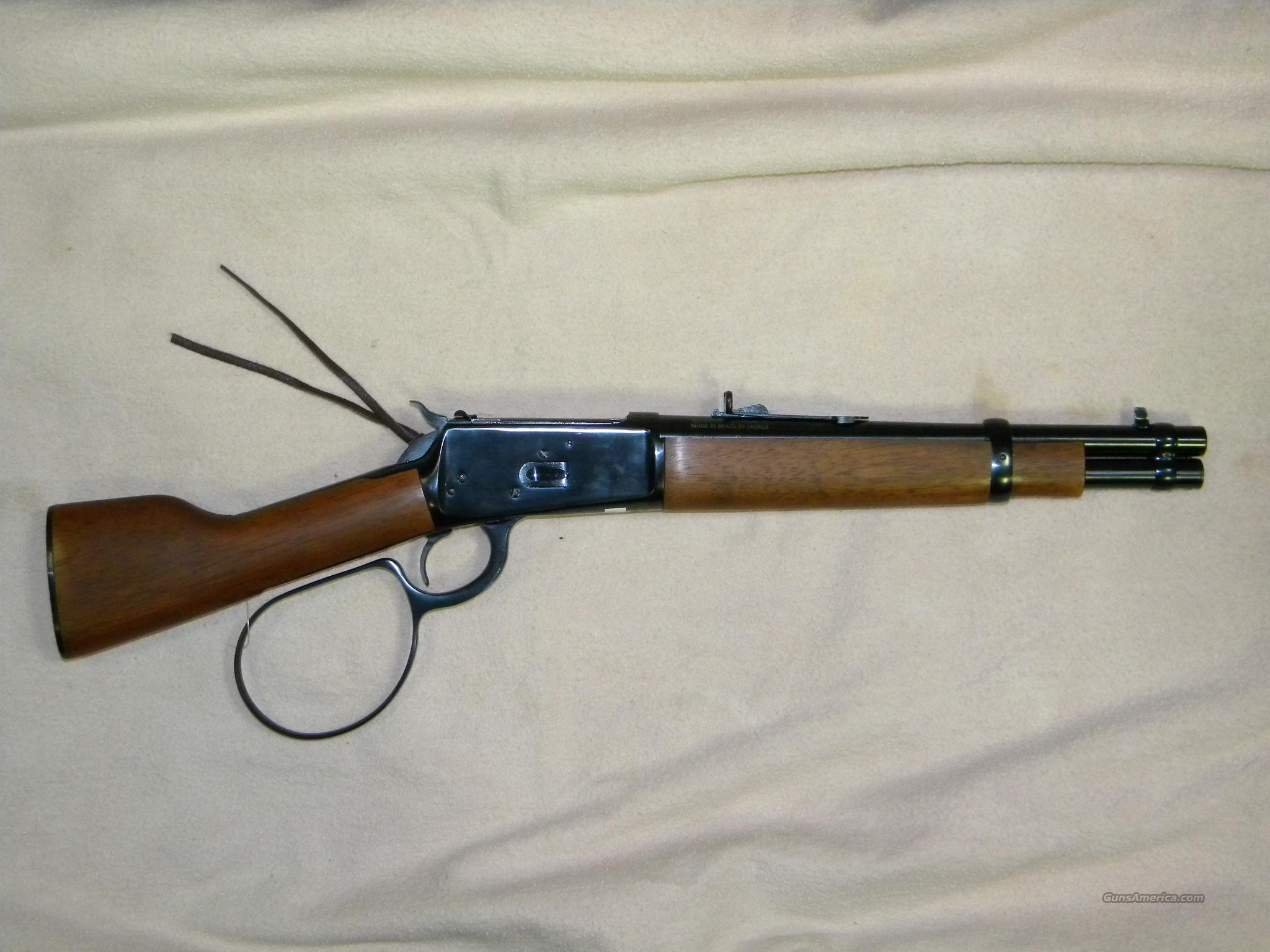Rossi 'Ranch Hand' RH92, .44 mag   Guns > Rifles > Rossi Rifles > Cowboy