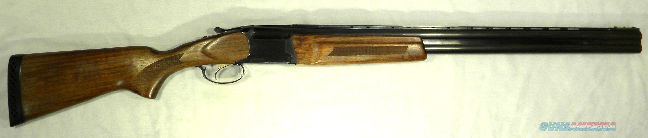 """Spartan Gunworks"" SPR310 Over/Under 12 Gauge Shotgun, Made In Russia, Great Shape!  Guns > Shotguns > S Misc Shotguns"
