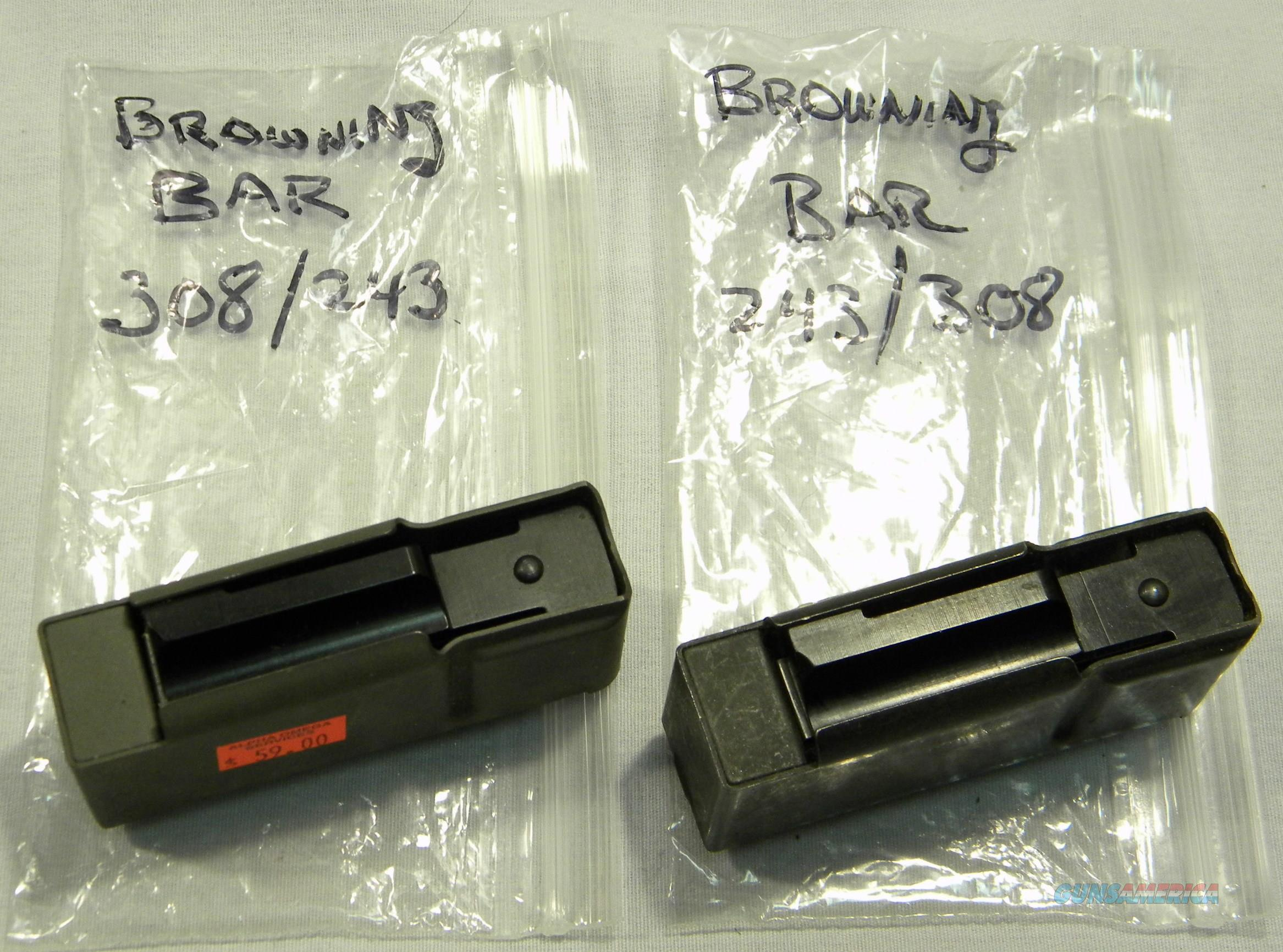New Factory Magazine For Browning BAR, .243 Win Or .308 Win  Non-Guns > Magazines & Clips > Rifle Magazines > Other