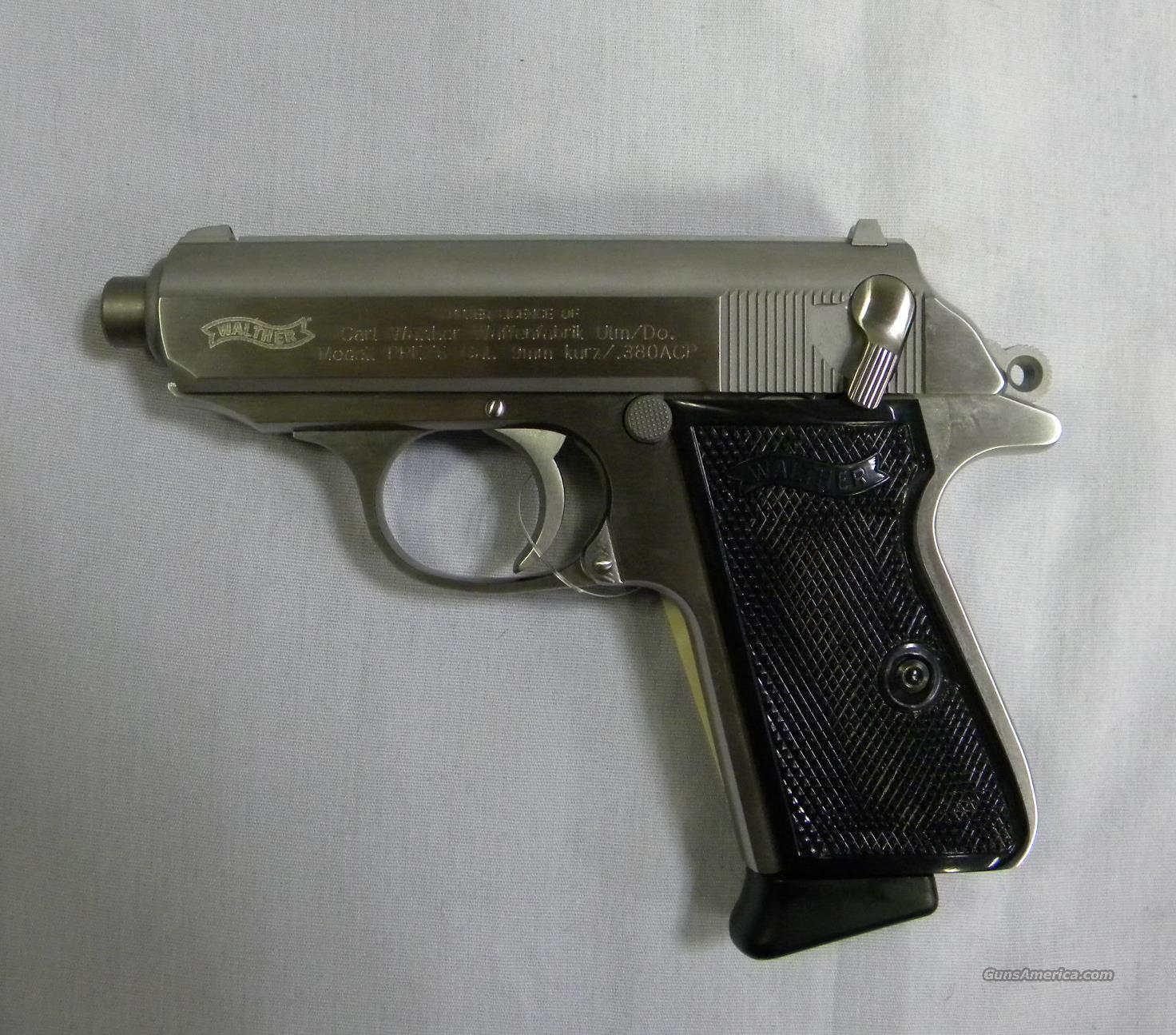 Walther, PPK/S, .380   Guns > Pistols > Walther Pistols > Post WWII > PPK Series