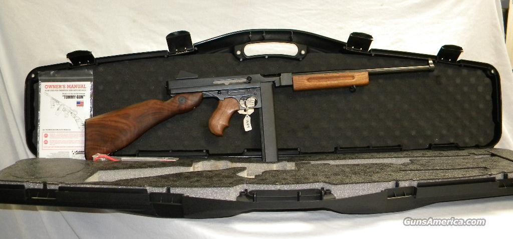 Thompson Gun For Sale >> Auto Ordnance M1 / TM1 Thompson Carbine for sale