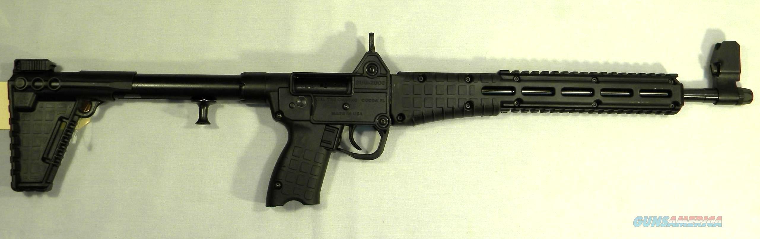 Kel-Tec Sub 2000, .40S&W, Uses Full-Sized Glock Magazines!  Guns > Rifles > Kel-Tec Rifles
