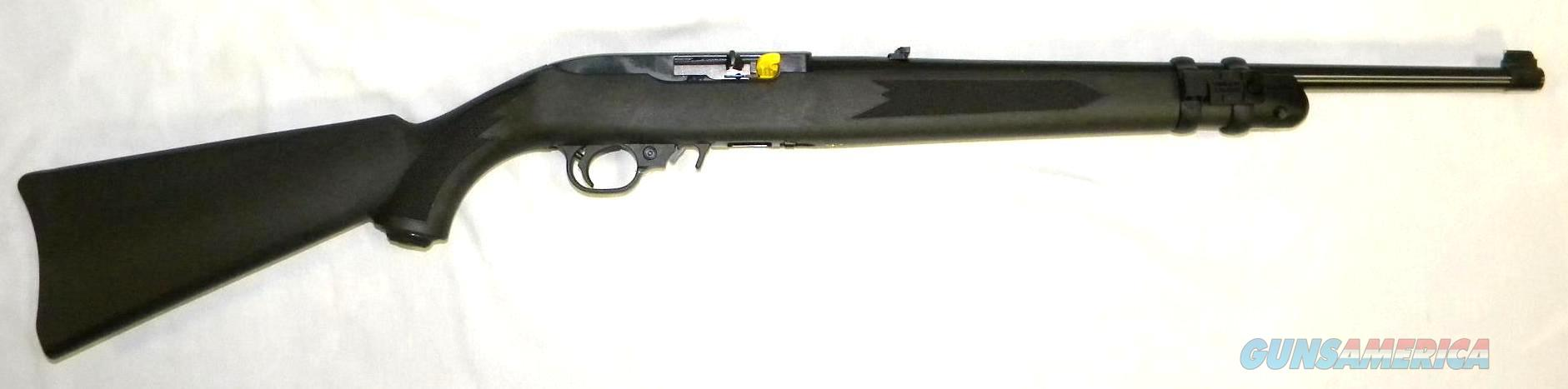 Ruger 10/22, With Factory LaserMax Laser Mounted  Guns > Rifles > Ruger Rifles > 10-22