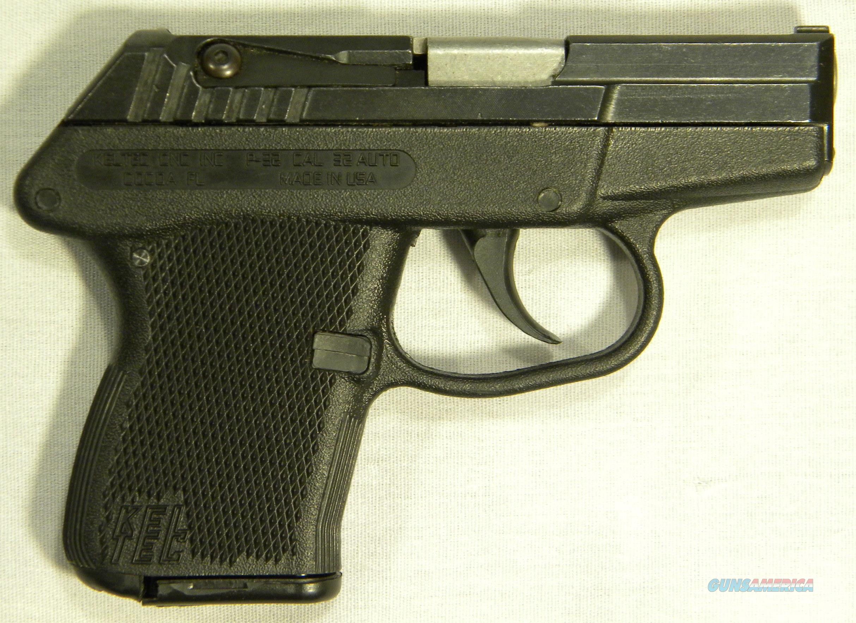 Kel-Tec P-32, .32 ACP Semi-Automatic Pistol, Blued Slide, Black Polymer Frame, New In Box  Guns > Pistols > Kel-Tec Pistols > Pocket Pistol Type