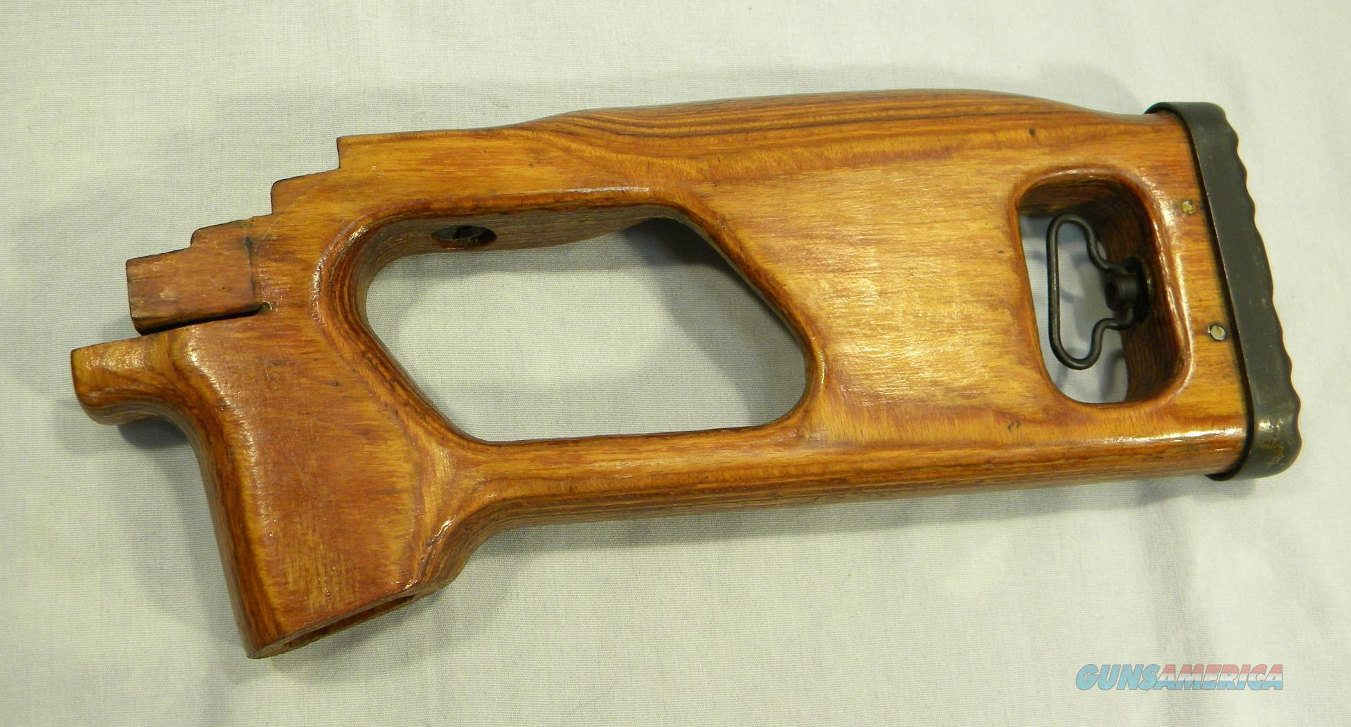 Laminated Wood Stock For Dragunov PSL-54C, As-New  Non-Guns > Gunstocks, Grips & Wood