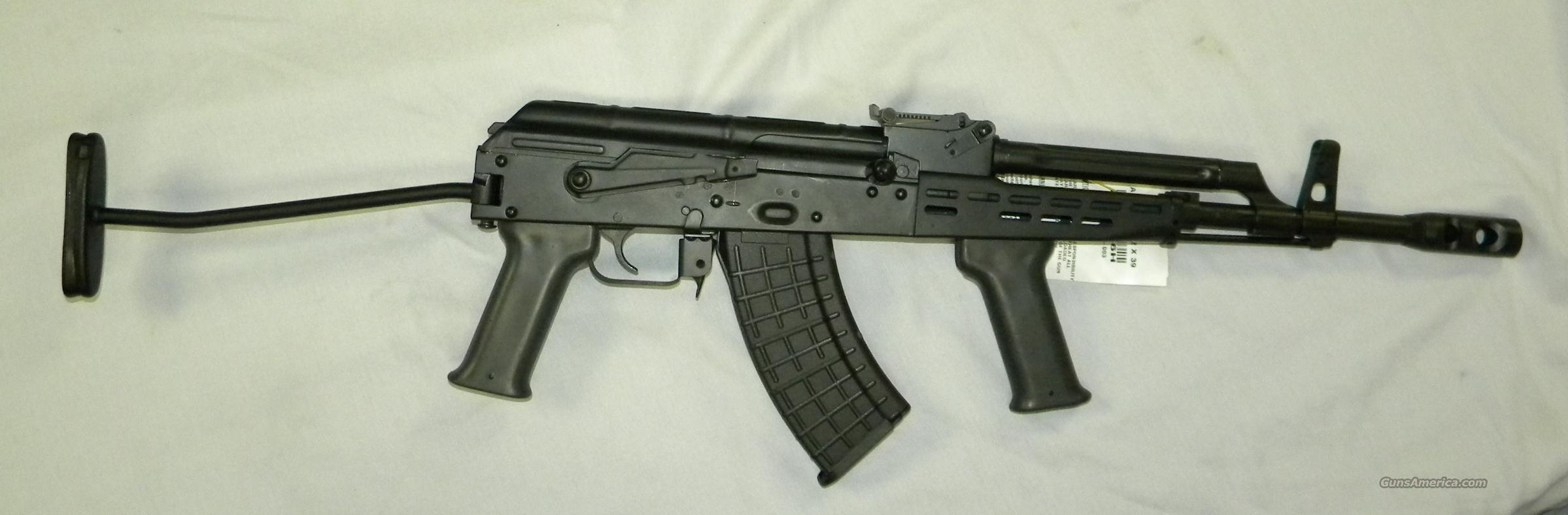 FEG SA2000 Hungarian AK 7.62x39 ( AMD-65)  Guns > Rifles > AK-47 Rifles (and copies) > Folding Stock