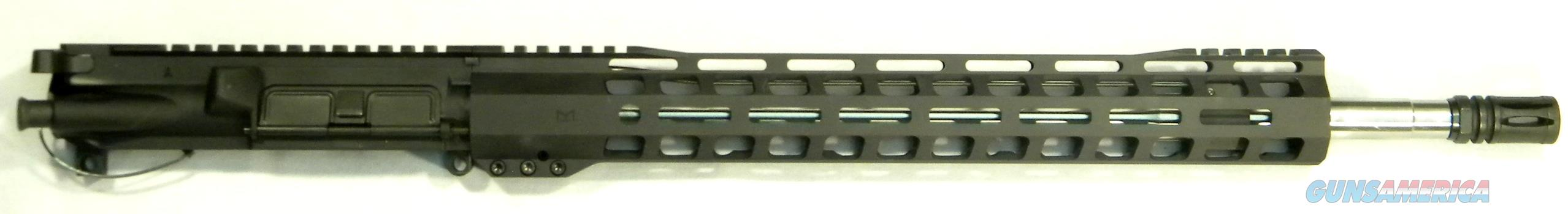 """.224 Valkyrie Complete Upper For AR-15, 18"""" w/ Free-Float Hand Guard  Non-Guns > Gun Parts > M16-AR15"""