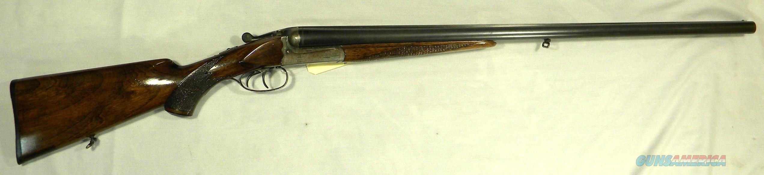 German 12 Gauge Side-By-Side Shotgun, Custom Built  Guns > Shotguns > G Misc Shotguns