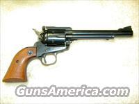 Ruger Blackhawk .357 Magnum Old Model 3 Screw  Guns > Pistols > Ruger Single Action Revolvers > Blackhawk Type