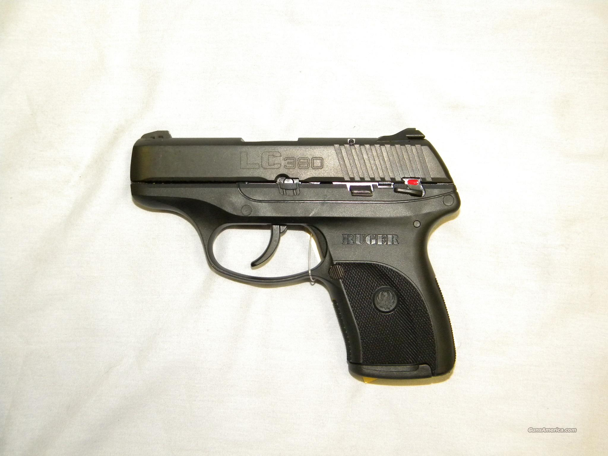 Ruger LC-380, .380 ACP  Guns > Pistols > Ruger Semi-Auto Pistols > LCP