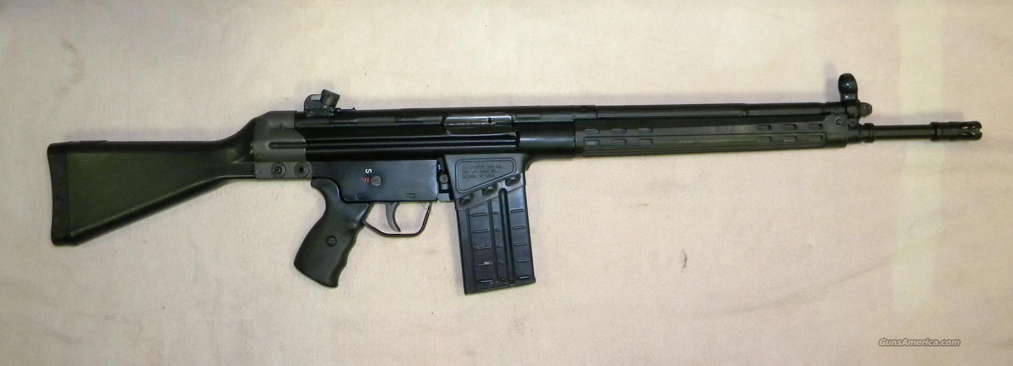 Century Arms C-91 Sporter, .308, All New Mfg  Guns > Rifles > Century International Arms - Rifles > Rifles